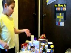 Hunter's CF Video - 7 year old Hunter talks about his Cystic Fibrosis treatment in effort to raise CF awareness and donations for the 2011 Great Strides Walk benefiting Cystic Fibrosis Research - the search for a cure.