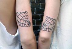 Geometrical Bears