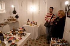 Espacio de Los Vendaval en el evento Cadiz Preview, organizado por Sin Murallas.