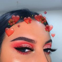 Nadine Nadine Source by melisasermadjaj baddie makeup Makeup Eye Looks, Eye Makeup Art, Cute Makeup, Skin Makeup, Makeup Inspo, Eyeshadow Makeup, Makeup Inspiration, Eyeliner, Makeup Ideas