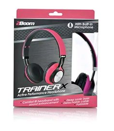 2 BOOM Trainer Wired In Ear Digital Comfort Buds with Microphone Sale | Cell Phones & Accessories, Cell Phone Accessories, Audio Docks & Speakers | eBay!  #Headphones #cellphone #phoneAccesories #iphone #android #smartphone