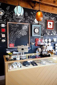 The Little Shop / blog.jchongstudio.com