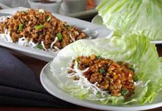 P.F. Chang's Ginger Chicken Stir-Fry Romaine Wraps with Citrus Soy Copycat Recipe