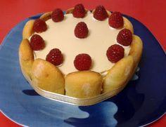 Dulce Diabetico: Tarta cumple mascarpone, chocolate blanco y frambu...