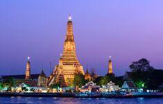 Chao Phraya Express, Bangkok, Thailand