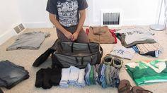 Küçük Bavula Çok Eşya Yerleştirmenin Yolu