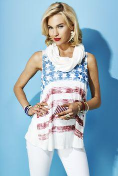 Americana fabulous! #CCStyle