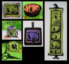 Blackberry Lane Designs - Witches Night Out
