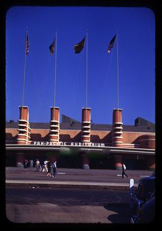 Pan Pacific Auditorium  Dont know why, but this is my favorite building that sadly is gone!