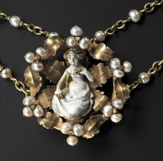 Twelve Medallions Mounted as a Necklace | Cleveland Museum of Art