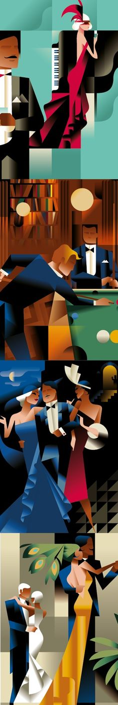 Era do Jazz- Mads Berg- Tempo da Delicadeza