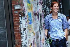 Street Style: Lindas ProduçõEs Da Nyfw