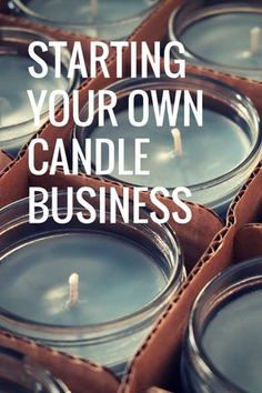 candle making business Starting Your Own Candle Business Candle Making At Home, Candle Making Business, Soy Candle Making, Candle Making For Beginners, Homemade Scented Candles, Star Candle, Essential Oil Candles, Essential Oils, Diy Kit