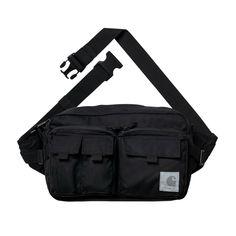 Carhartt Men's Black for sale Commuter Bag, Billfold Wallet, Bum Bag, Waist Pack, Carhartt, Messenger Bag, Satchel, Men's Accessories, Ebay