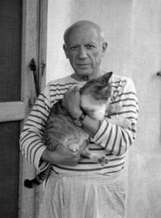 Picasso and Cats - G