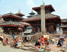 Nepal um ano depois do terremoto