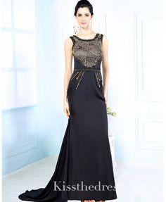 black prom dress htt