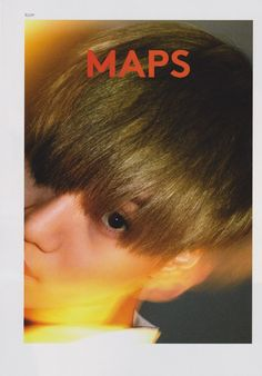160330 MAPS Magazine April Issue #Taemin #Shinee