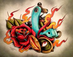 Art by Dave Tevenal - Поиск в Google