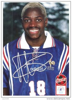 Ibrahima Ba (footballer) - Alchetron, the free social encyclopedia Coca Cola, Association Football, Football Players, Baseball Cards, Sports, Mens Tops, Free, Hs Sports, Soccer Players