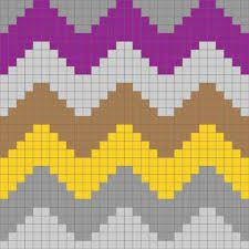 Image result for corner start granny pattern Chevron Baby Blankets, Knitted Baby Blankets, Tapestry Bag, Tapestry Crochet, Granny Pattern, Shaggy Rug, Personalized Baby Blankets, C2c, Plastic Canvas