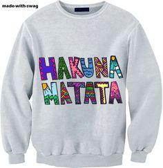 'Hakuna Matata'. Someone buy me this. Omg. @mandi @laura