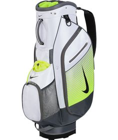 Nike Sport III Cart Bag  White golf bag for convenience at the golf course  Golf 801fb422fc637