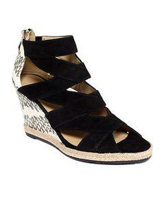 Donald Pliner Shoes, Malory Wedge Sandals - Sandals - Shoes - Macy's