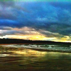 Gullane Beach, East Lothian, Scotland (via #spinpicks)