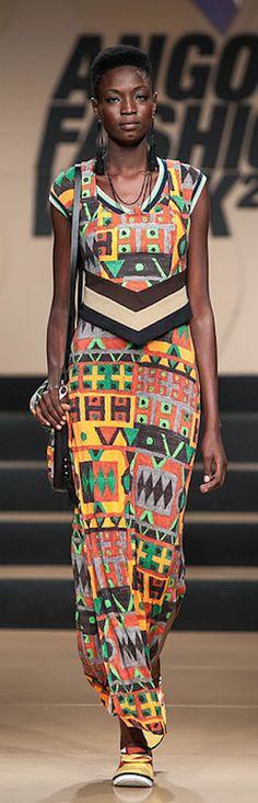 Angola Fashion School é a primeira escola de moda e design de Angola