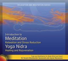 Meditation and Yoga Nidra (Relaxation and Stress Reduction, Healing and Rejuvenation) Yoga Nidra Meditation, Guided Meditation, Mind Relaxation, Books A Million, Meditation Techniques, Books Online, Psychology, Stress, Healing