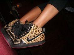 cheetah nikes <3