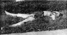 Crimes usually aren't pretty, so it goes without saying crime scene photos can be disturbing. The images of dead bodies, pools of blood, and murderers on rampages act as bothhaunting reminders of our mortality and the savage capabilities of human depravity.Not allphotos of crimes ...