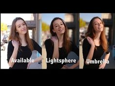 How To Shoot Outdoor Off-Camera Fill Flash - HIGHLY DETAILED - YouTube
