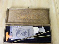 Bids By Zip Inc. Online Bidding By Zipcode - Vintage Hoppe's Gun Cleaning Kit Please visit www.bidsbyzip.com to bid and win this item! Bidding starts at .99!!!