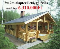 Log Cabin Kit Homes: Kozy Cabin Kits! really big idea for part time living in Alaska (summer's only. Tiny Cabins, Tiny House Cabin, Cabins And Cottages, Log Cabins, Amish Cabins, Cabin Plans, House Plans, Cabin Design, House Design