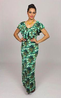 Samoan Fashion Dresses