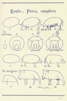 les animaux 9 by pilllpat (agence eureka), via Flickr
