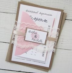 wedding invitation packets - Wedding Invitations Staples