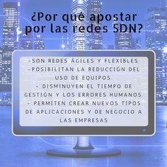 Ventajas de las redes SDN #Redes #SDN #Futuro #Empresas