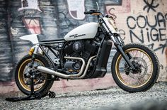 Harley-Davidson Street 500 - The Tresher