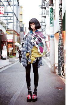 harajuku wear nozomiishiguro