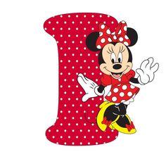 Resultado de imagem para imagens+alfabeto+da+minnie+completo+da Mickey Mouse Letters, Mickey Mouse Art, Mickey Minnie Mouse, Images Alphabet, Disney Alphabet, Mickey Birthday, Mini Mouse, Disney Scrapbook, Mickey And Friends