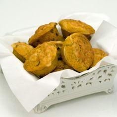 Muffins à la citrouille, orange et Emmental L'Alpinois - Recettes - Fromages d'ici