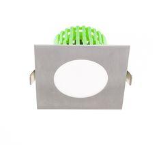 LED 13W FLAT SERIES SQUARE KIT Interior Led Lights, Lighting Suppliers, Lighting Solutions, Downlights, Indoor, Kit, Interior