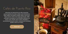 Cafés de Puerto Rico