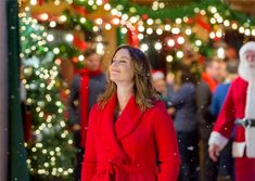 "Its a Wonderful Movie - Your Guide to Family and Christmas Movies on TV: Christmas In Evergreen - a Hallmark Channel Original ""Countdown to Christmas"" Movie starring Ashley Williams!"