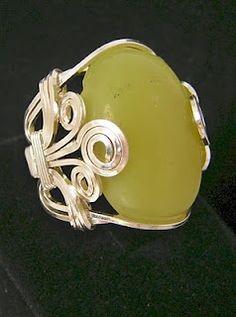 muestra de anillo Gladis