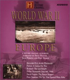 World War II:Europe: A History Channel Audiobook « Library User Group