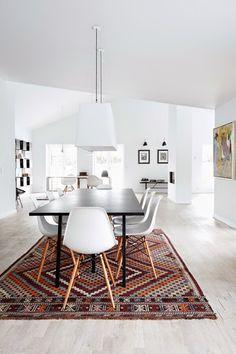 modern house in Denmark